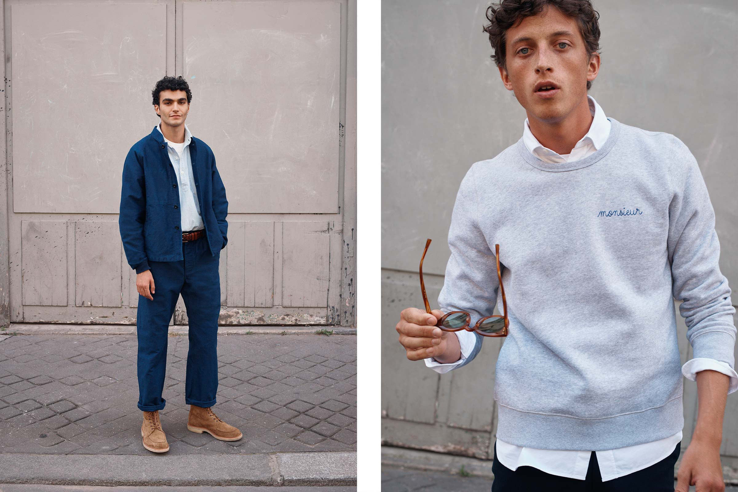 Le Meilleur Mr Porter Launches Capsule Collections Inspired By Iconic Ce Mois Ci