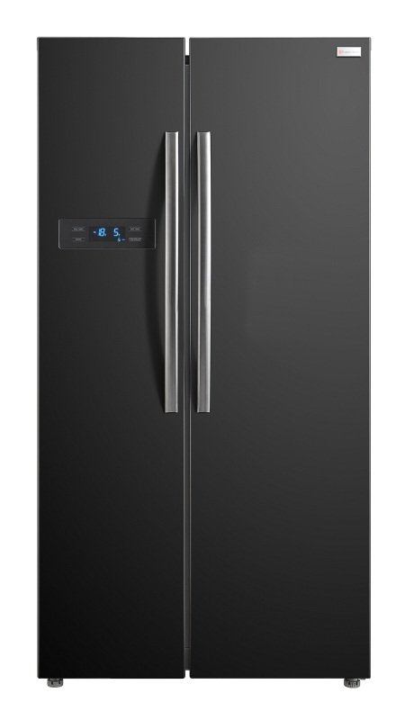 Le Meilleur Russell Hobbs Black 90Cm Wide American Style Freestanding Ce Mois Ci