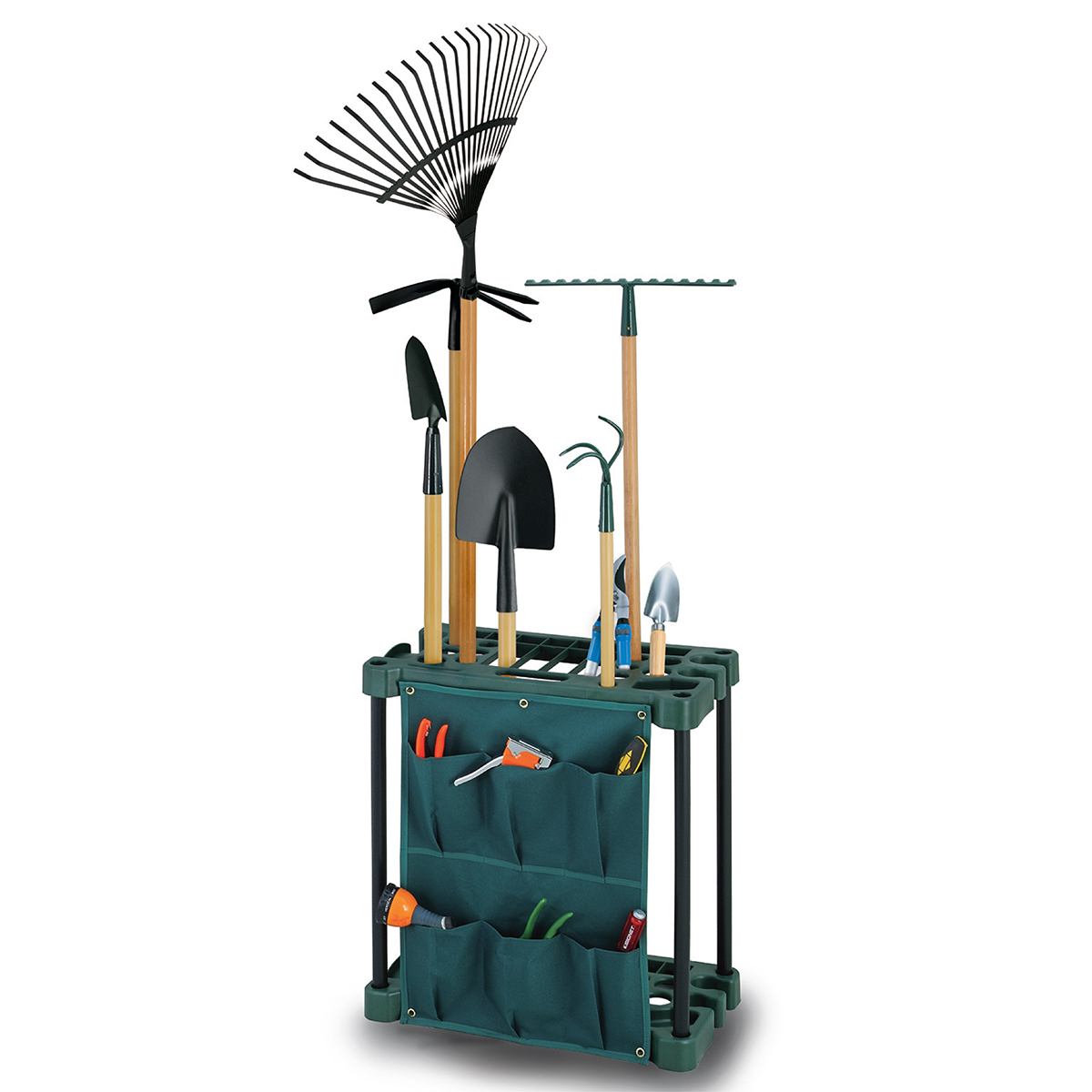 Le Meilleur Garden Tool Storage Rack Gardening Caddy Shed Equipment Ce Mois Ci
