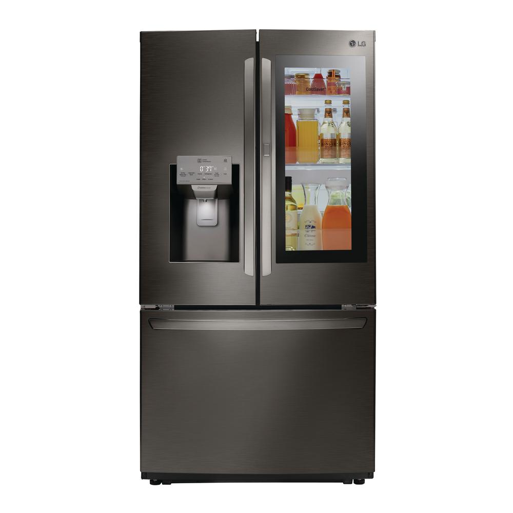 Le Meilleur Lg Electronics 22 1 Cu Ft French Door Refrigerator In Ce Mois Ci