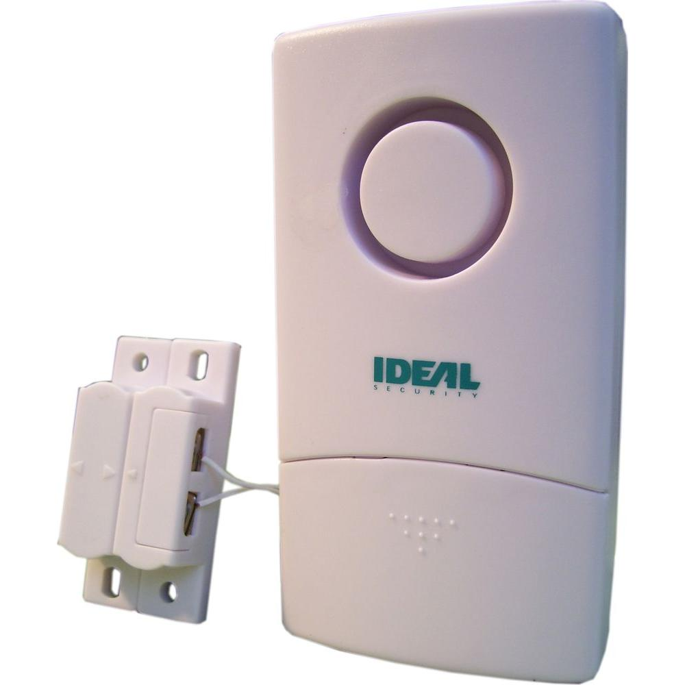 Le Meilleur Ideal Security Entry Alarm With Chime Sk605 The Home Depot Ce Mois Ci