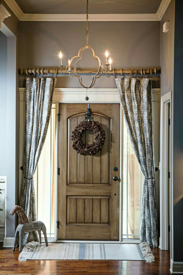 Le Meilleur 32 Best Curtains For Narrow Tall Windows Next To Front Ce Mois Ci