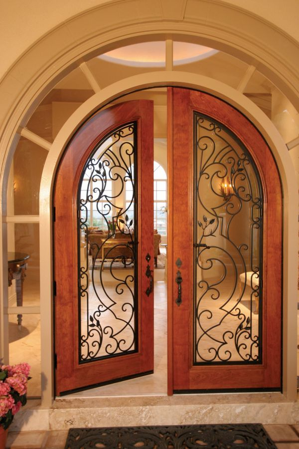Le Meilleur This Door Completed By Grand Entrances Makes For An Ce Mois Ci