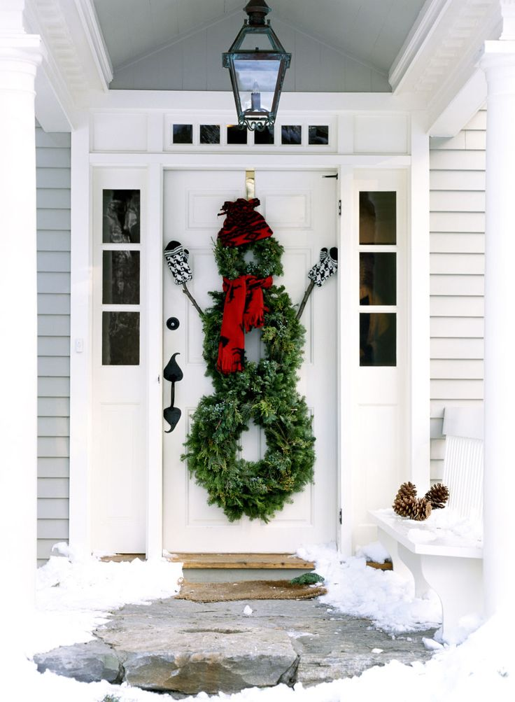 Le Meilleur Best 25 Outside Christmas Decorations Ideas On Pinterest Ce Mois Ci