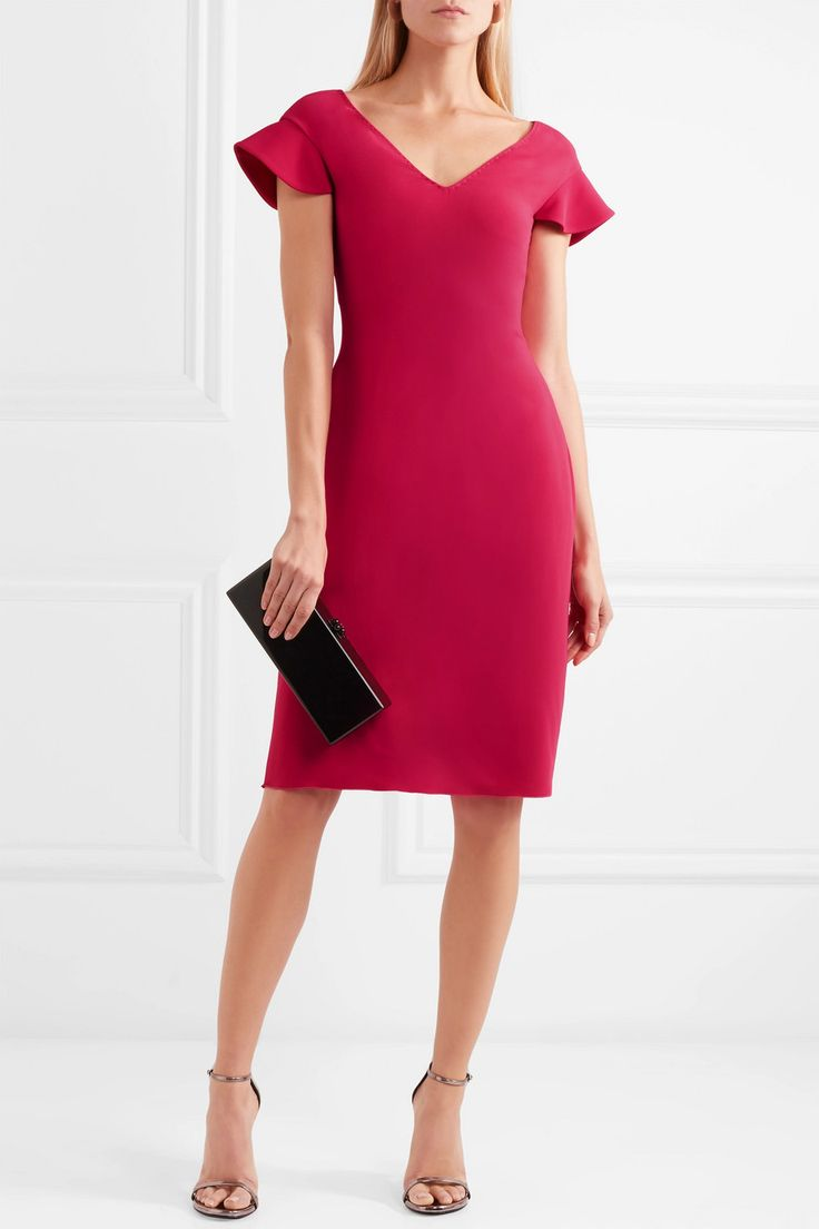 Le Meilleur Antonio Berardi Crepe Dress In 2019 I Love Net A Ce Mois Ci