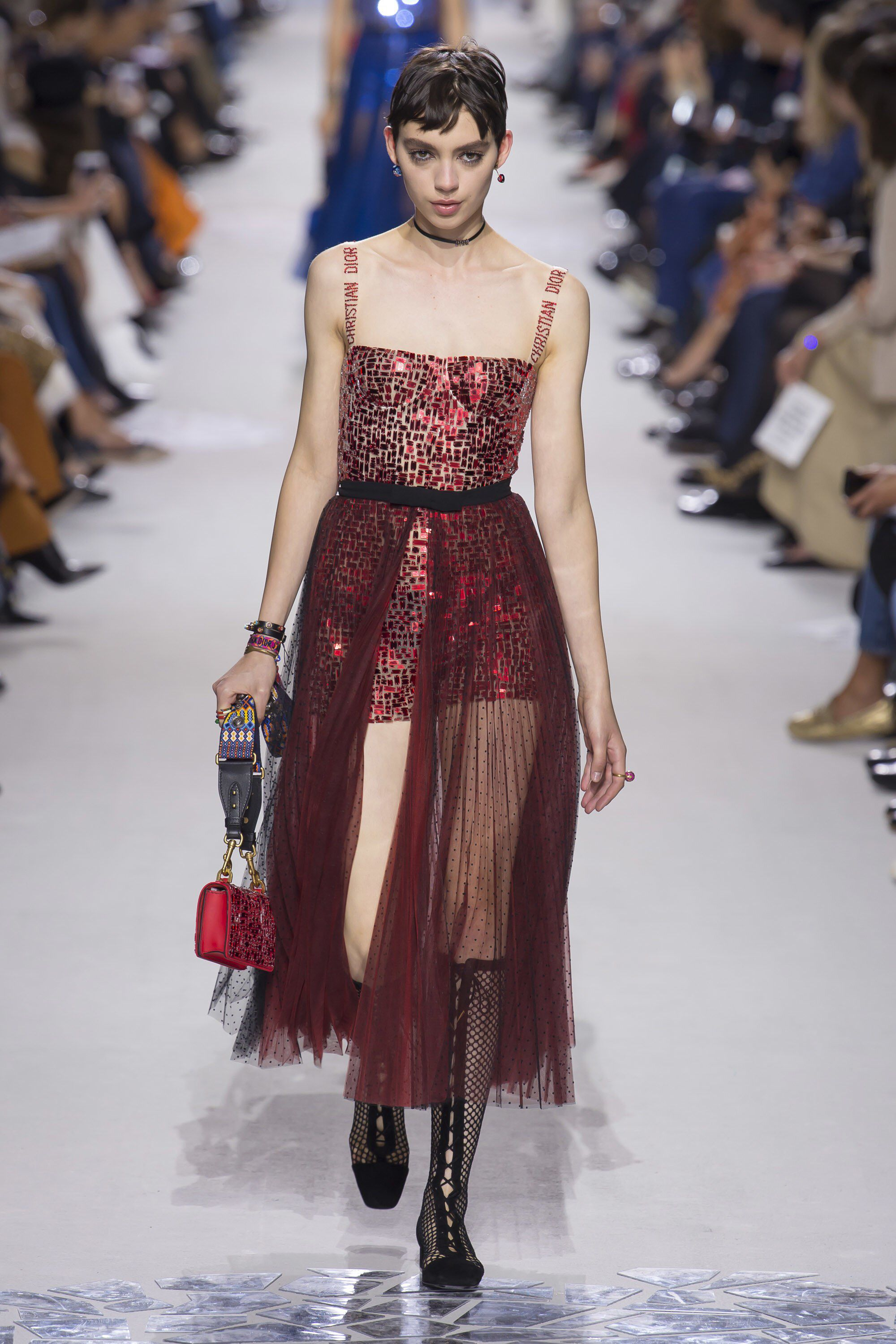Le Meilleur Christian Dior Spring 2018 Ready To Wear Fashion Show In Ce Mois Ci