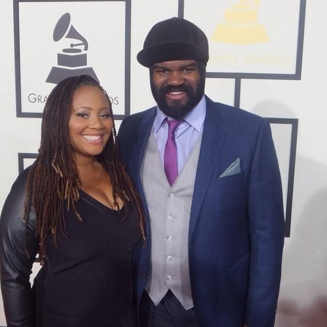 Le Meilleur Lalah Hathaway And Gregory Porter Gifted Greggory Porter Ce Mois Ci