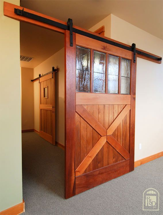 Le Meilleur Hanging A Barn Door From The Ceiling Google Search Ce Mois Ci