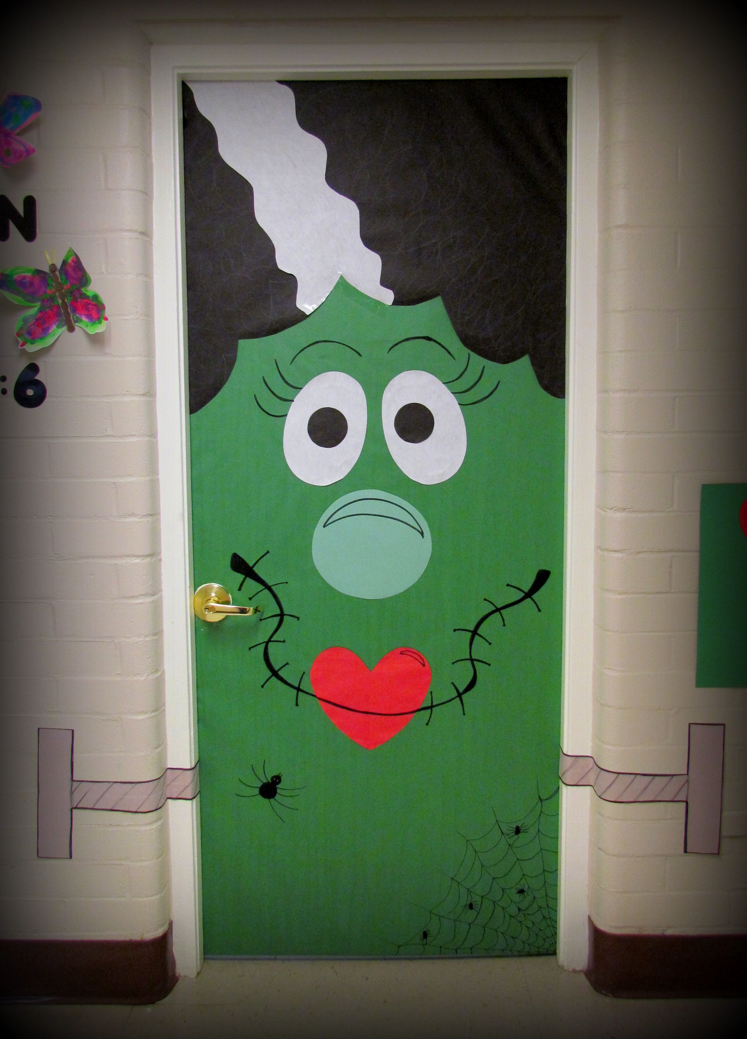 Le Meilleur Bride Of Frankenstein I Did For The Other Door In My Ce Mois Ci