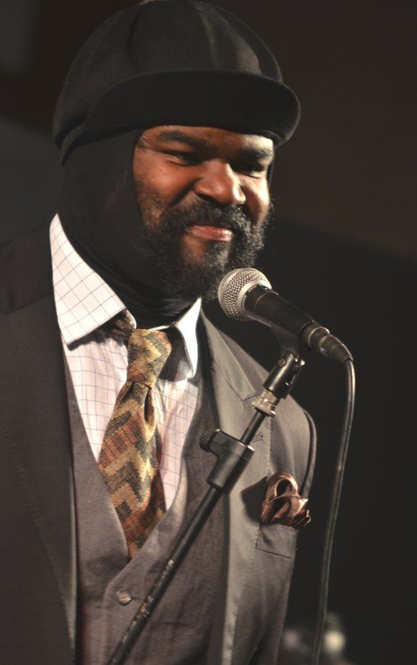Le Meilleur Gregory Porter Magic Man Singer Songwriters I Love Ce Mois Ci