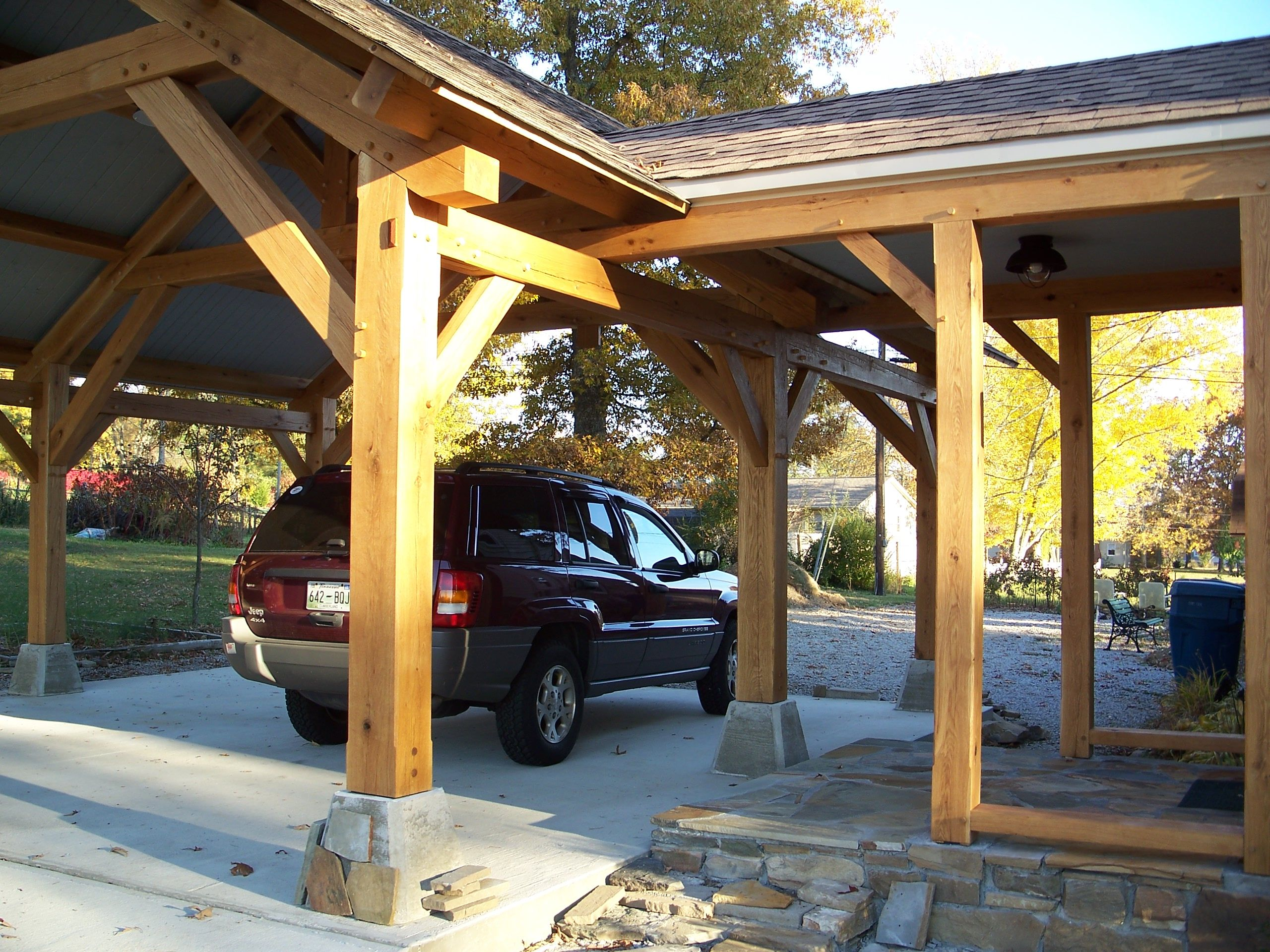Le Meilleur Outdoor Living Timber Frame Pavilion Timber Frame Ce Mois Ci