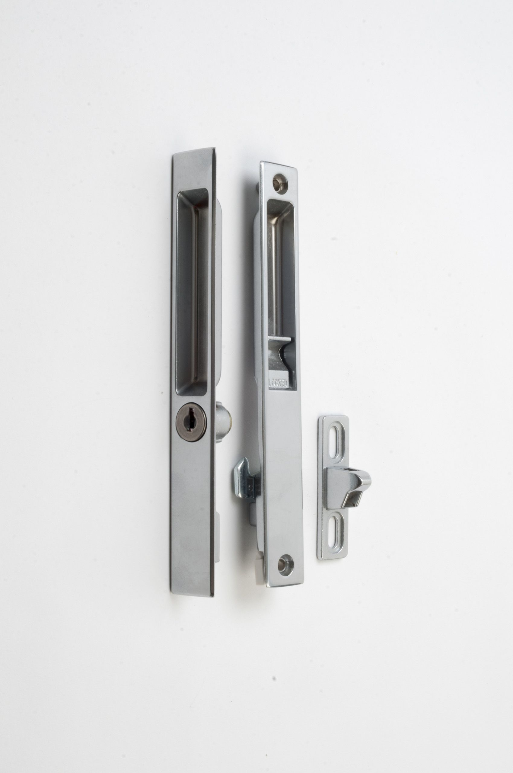 Le Meilleur Patio Sliding Door Lockset Kn*B Glass Door Lock Ce Mois Ci