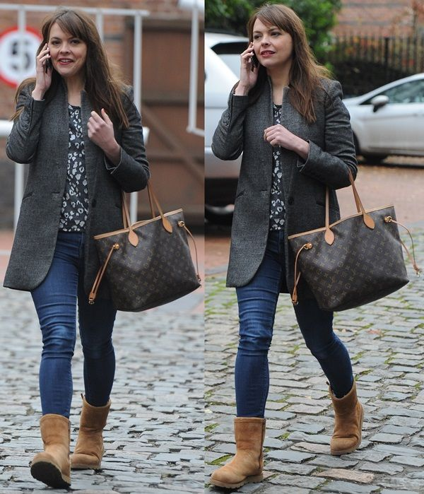 Le Meilleur How To Wear Ugg Boots With Jeans — 8 Ways Celebrities Ce Mois Ci