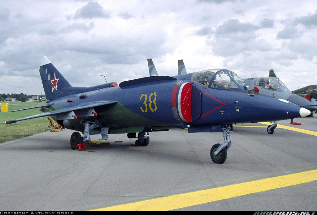 Le Meilleur Yakovlev Yak 38 Aircraft Picture Aeroplanes Fly Ce Mois Ci
