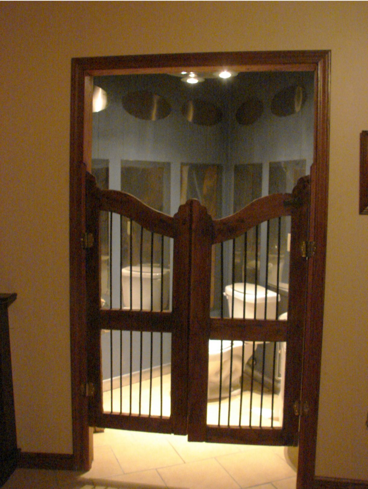 Le Meilleur Saloon Doors Love This Idea For The Arch Way We May Have Ce Mois Ci