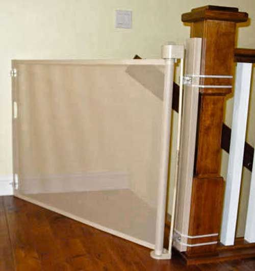 Le Meilleur The Retractable Safety Gate Or Baby Gate Can Even Be Ce Mois Ci