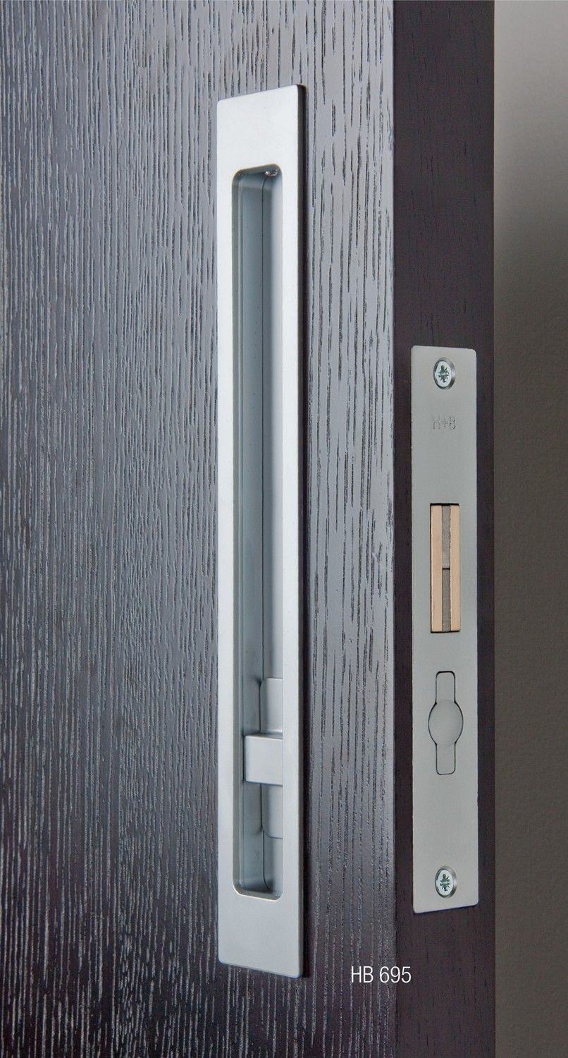 Le Meilleur Sliding Door Hardware Hb695 Privacy Lock Halliday Ce Mois Ci