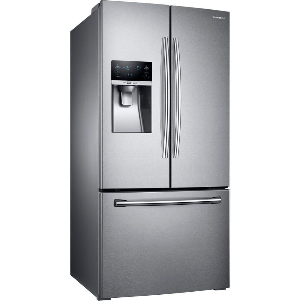 Le Meilleur Large Samsung Stainless Steel French Door Refrigerator Ce Mois Ci