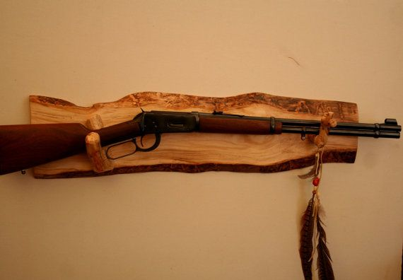 Le Meilleur Long Gun Display Rack A57 Aspen With Pine By Ce Mois Ci