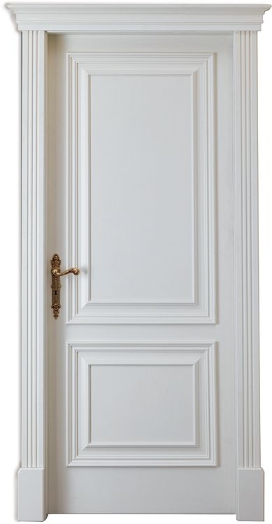 Le Meilleur White Bohema Interior Door Painted White Ral9003 With Ce Mois Ci