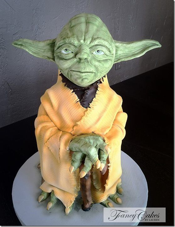Le Meilleur Terrific This Yoda Cake Is In 2019 Disney Bloggers Ce Mois Ci