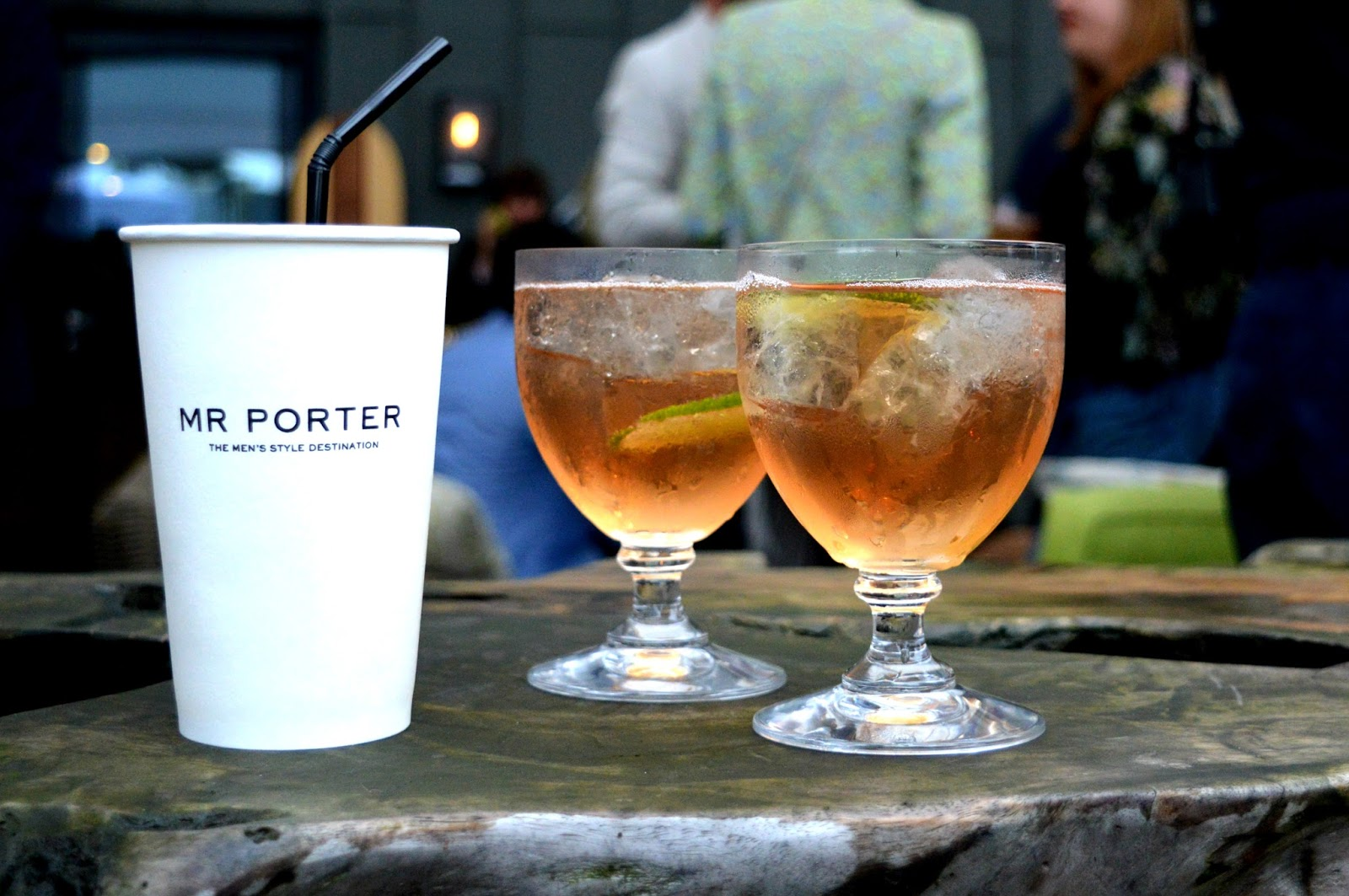 Le Meilleur The Mr Porter Summer Social That Dapper Chap Ce Mois Ci