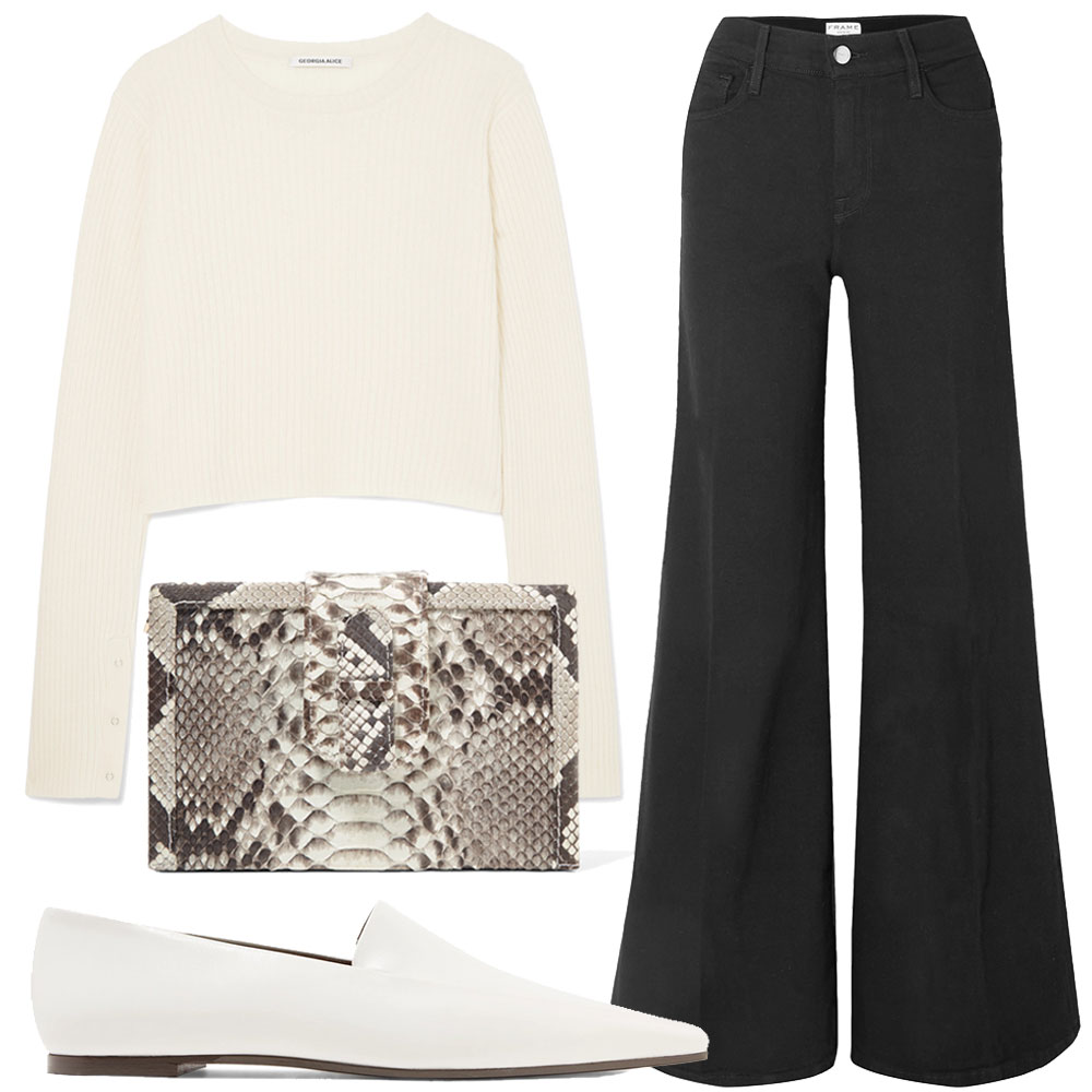 Le Meilleur Time To Shop With The Net A Porter Fall Promo — A Note On Ce Mois Ci