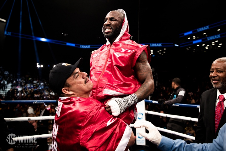 Le Meilleur Yordenis Ugas I Want Shawn Porter I M Ready For Title Ce Mois Ci