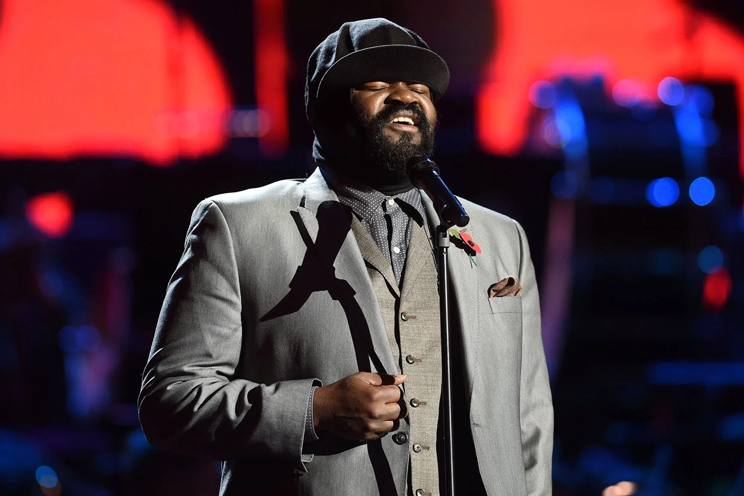 Le Meilleur Gregory Porter – Take Me To The Alley Review 'Strength Ce Mois Ci