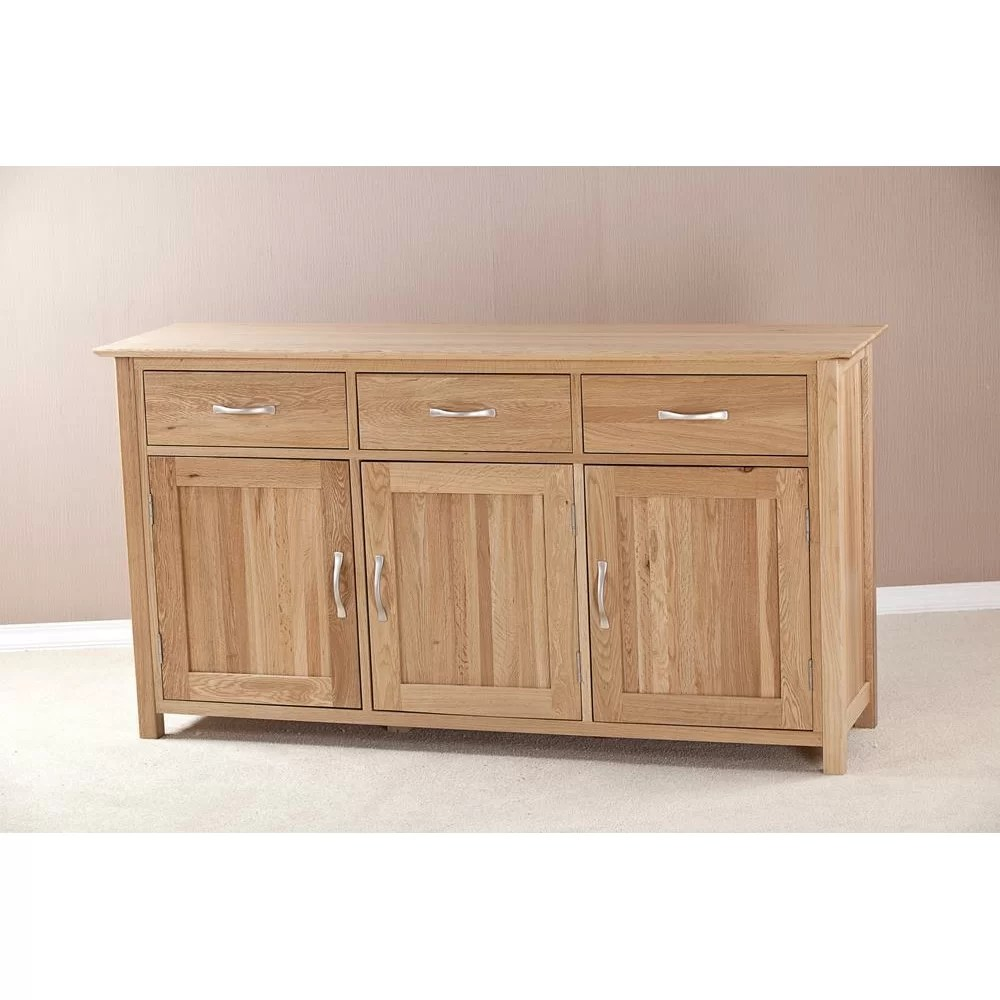 Le Meilleur Homestead Living 3 Door 3 Drawer Sideboard Wayfair Uk Ce Mois Ci