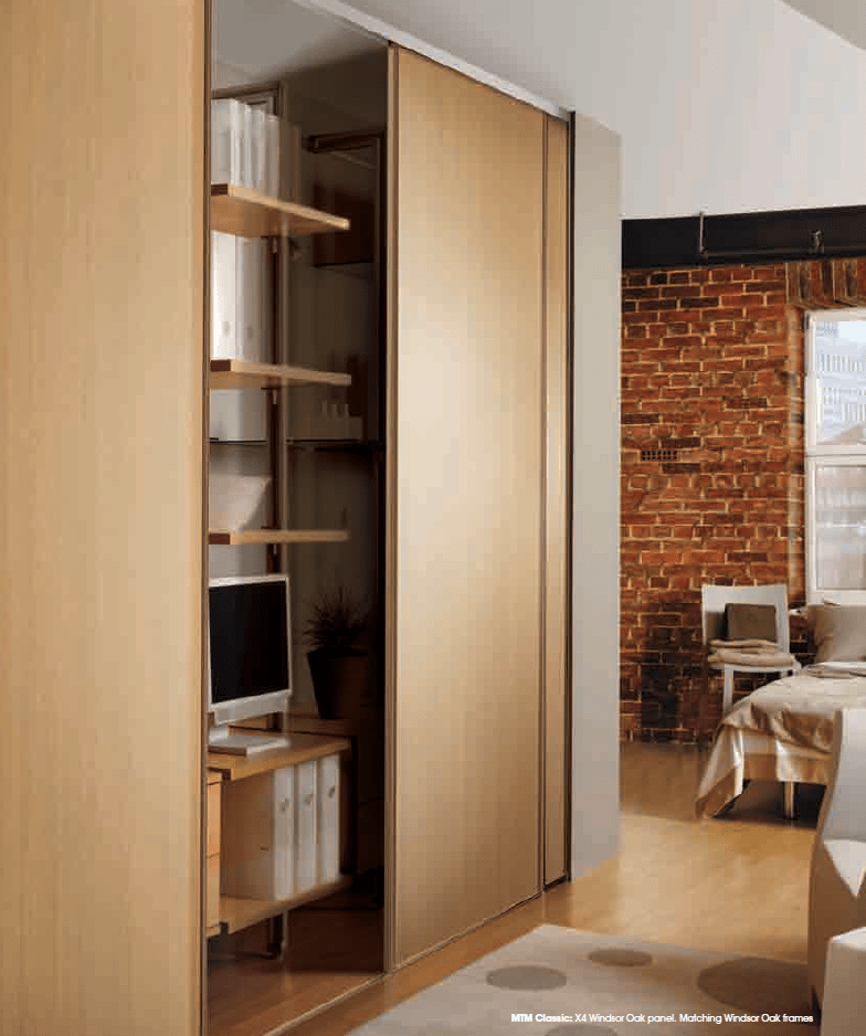 Le Meilleur New Walnut And Oak Sliding Wardrobe Doors Added To The Ce Mois Ci