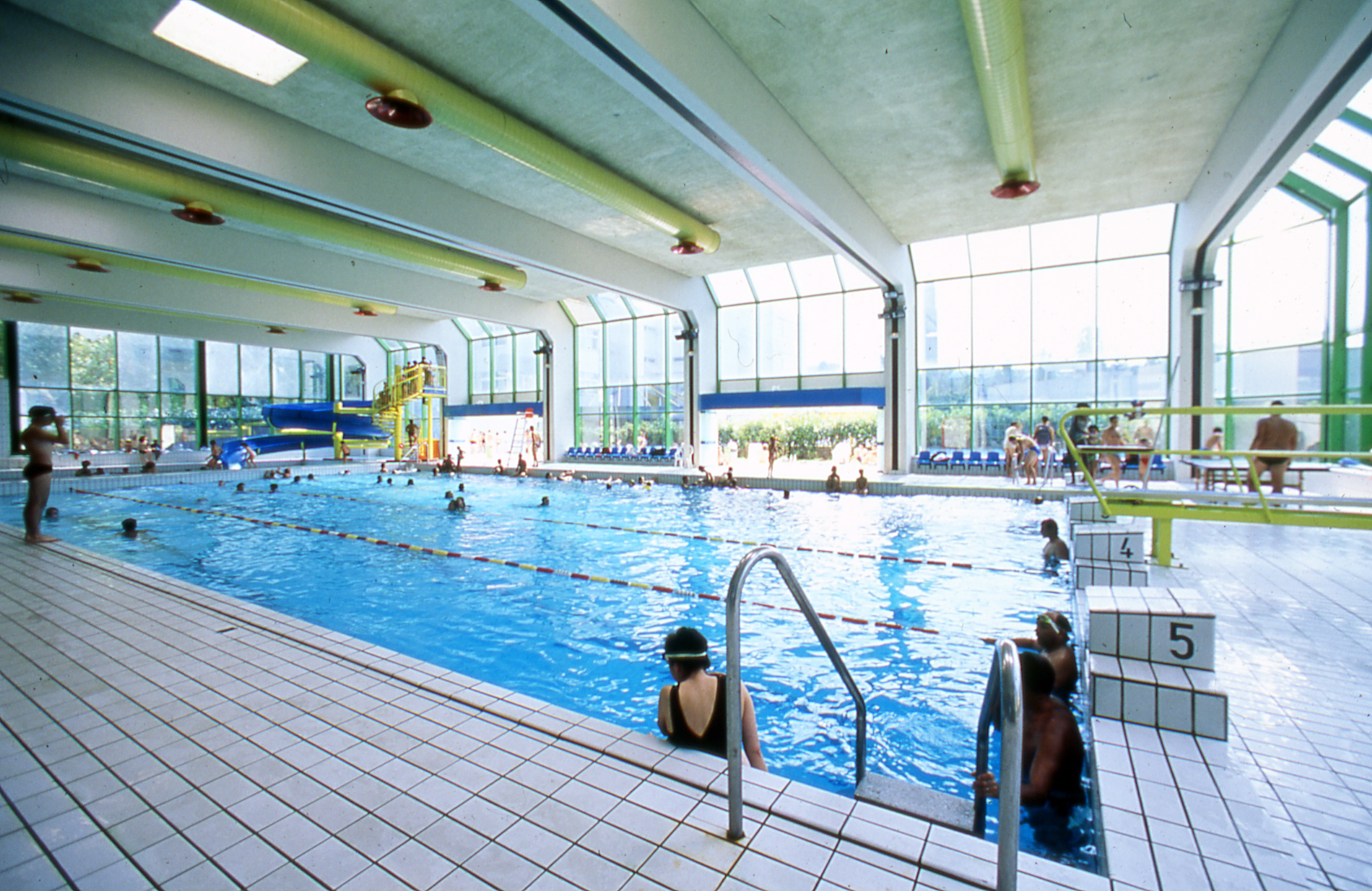 Le Meilleur Swimming Pools In Paris – Time Out Paris Ce Mois Ci