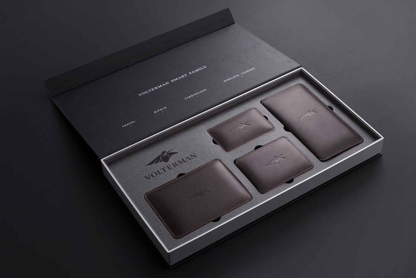 Le Meilleur Volterman Smart Wallet On Packaging Of The World Ce Mois Ci