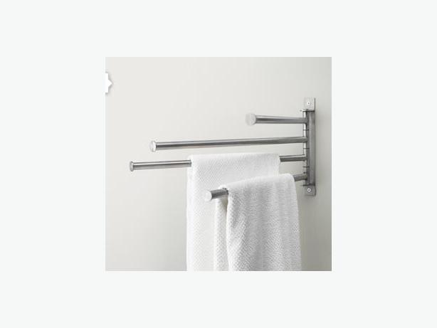 Le Meilleur Ikea Towel Holder And Toilet Roll Holder Victoria City Ce Mois Ci