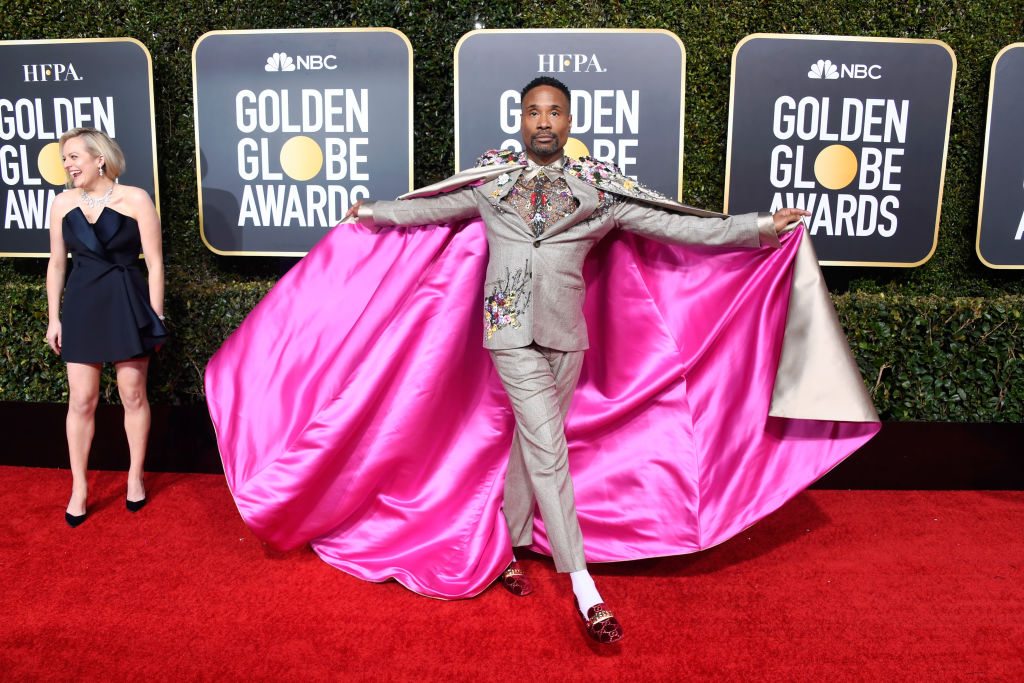 Le Meilleur Billy Porter S Journey To Red Carpet Style Icon Ce Mois Ci