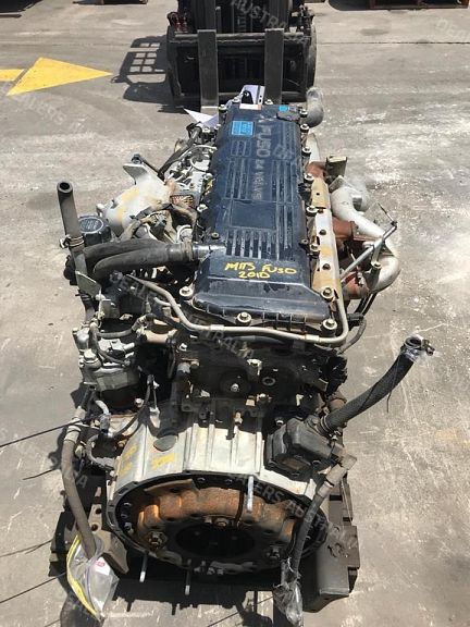 Le Meilleur Mitsubishi 6M60 9At2 Engine For Sale In Qld Id481 Truck Ce Mois Ci
