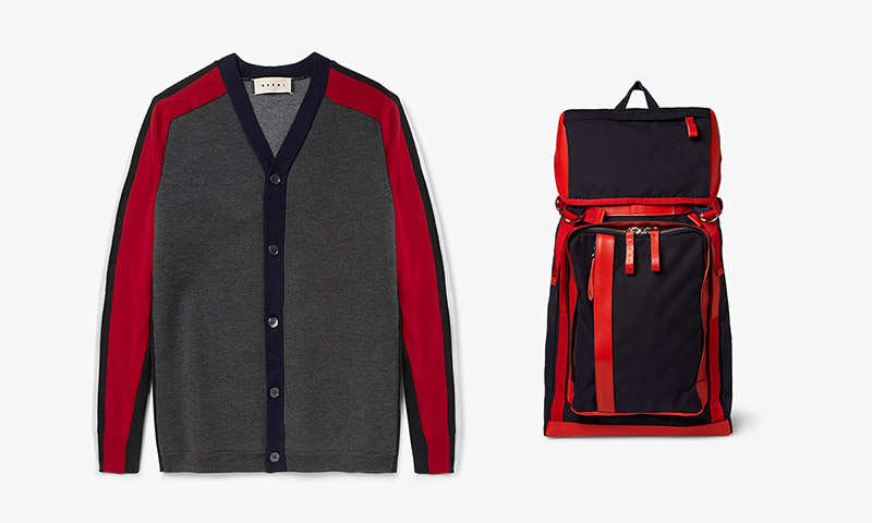 Le Meilleur Marni X Mr Porter Capsule Collection Highsnobiety Ce Mois Ci
