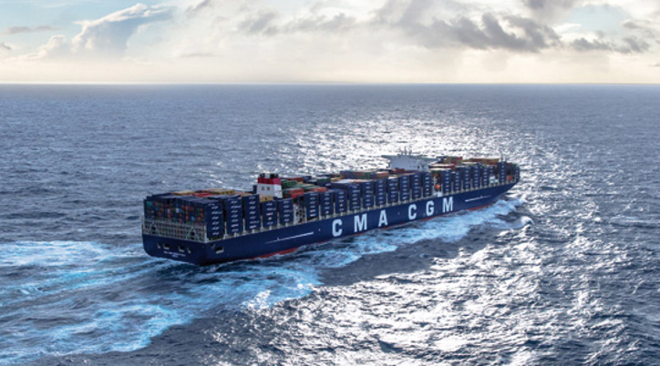 Le Meilleur Cma Cgm Placed Order For Six 14 000 Teu Boxships With Hhi Ce Mois Ci