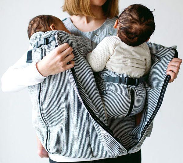 Le Meilleur Weego Twin Baby Carrier Review Dad S Guide To Twins Ce Mois Ci