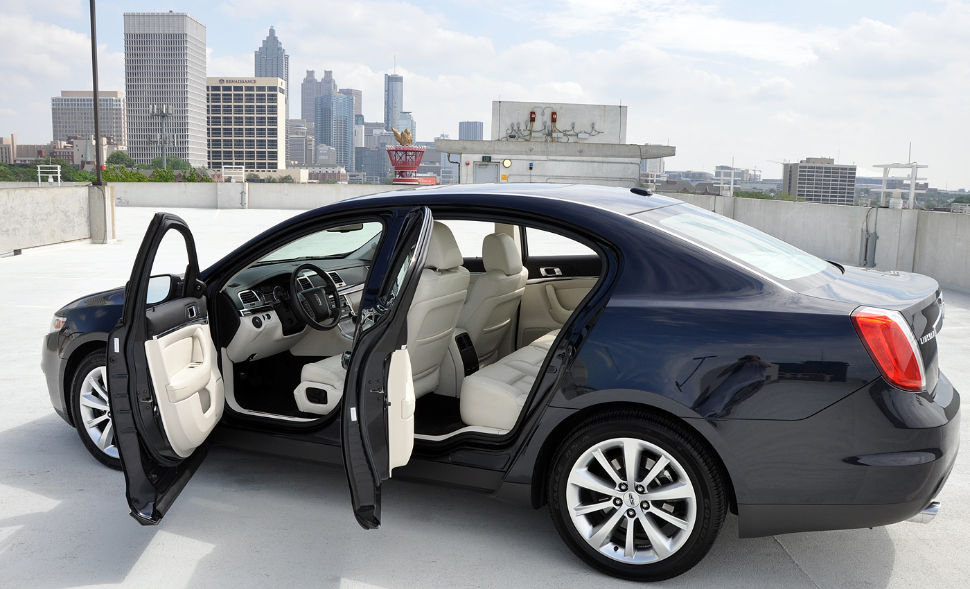 Le Meilleur Review 2009 Lincoln Mks With Microsoft Sync Ce Mois Ci