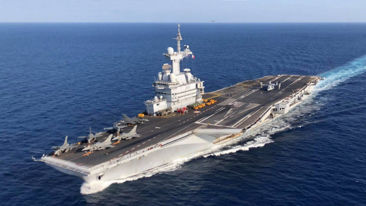Le Meilleur French Aircraft Carrier Charles De Gaulle Wikipedia Ce Mois Ci