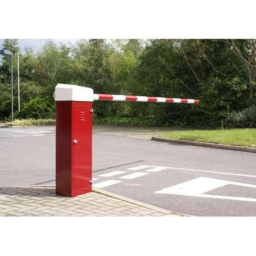 Le Meilleur Red And White Boom Barrier Gate Rs 80000 Piece Rama Ce Mois Ci