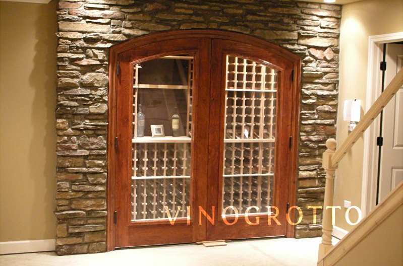 Le Meilleur Custom Wine Racks And Wine Cellars From Vino Grotto Ce Mois Ci