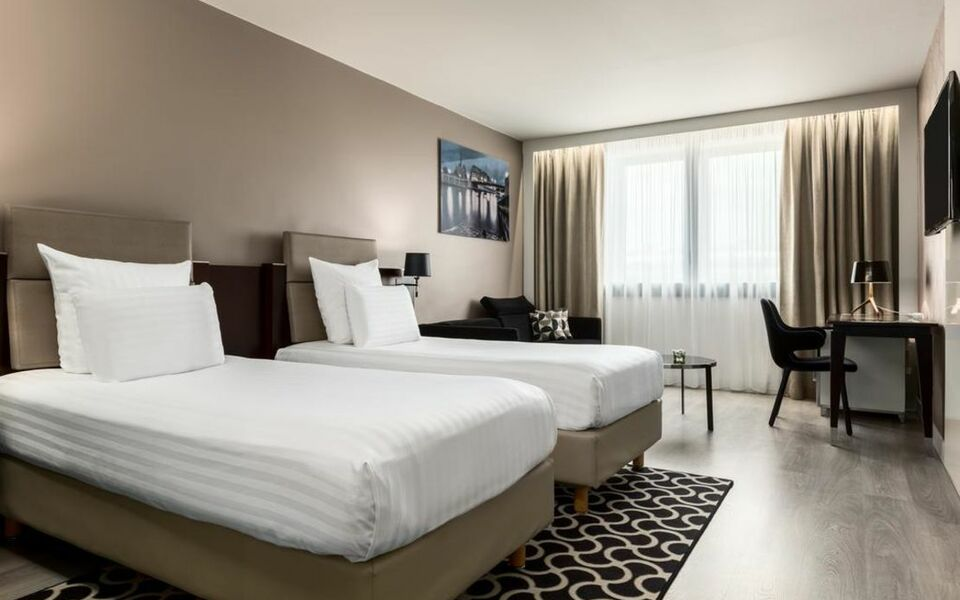 Le Meilleur Ac Hotel Paris Porte Maillot By Marriott Paris France Ce Mois Ci
