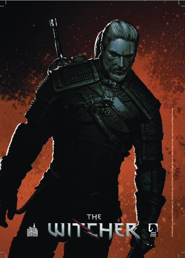 Le Meilleur The Witcher Un Ex Libris Exclusif Offert Urban Comics Ce Mois Ci