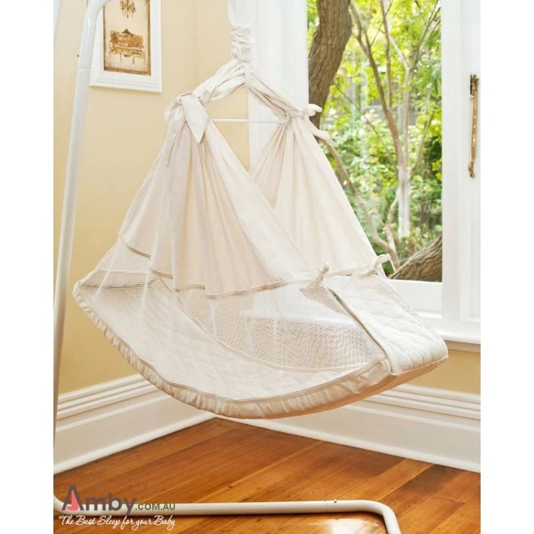 Le Meilleur Amby Air Baby Hammock Super Value Package Amby Baby Hammocks Ce Mois Ci