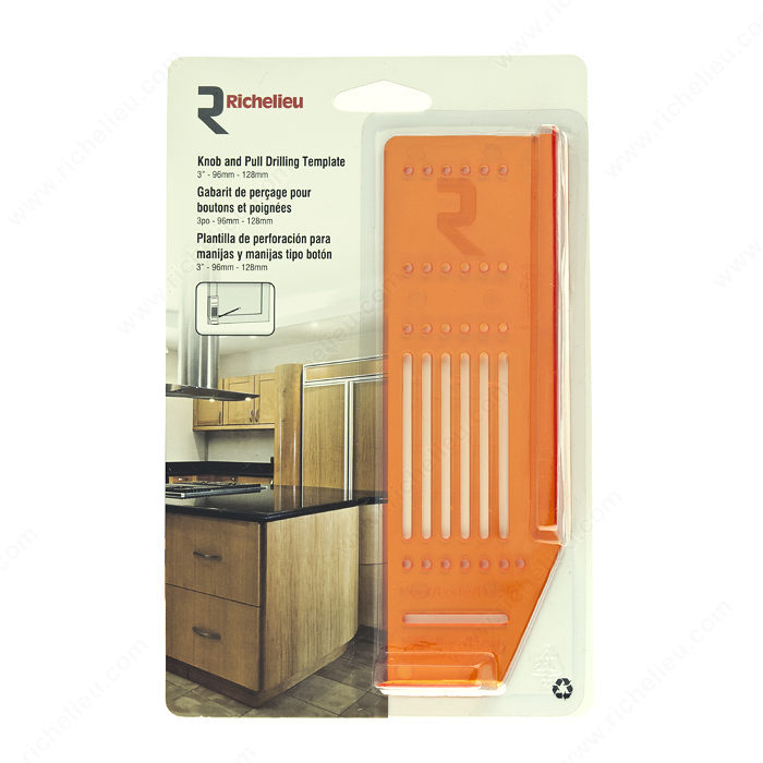 Le Meilleur Kn*B And Pull Drilling Template For Cabinet Door Ce Mois Ci