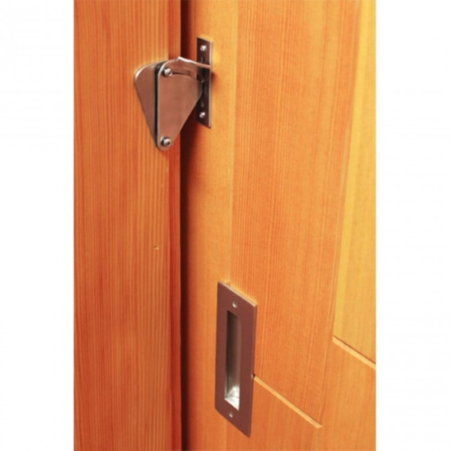 Le Meilleur Winsoon Wood Door Gate Lock Pull Door Solid Stainless Ce Mois Ci