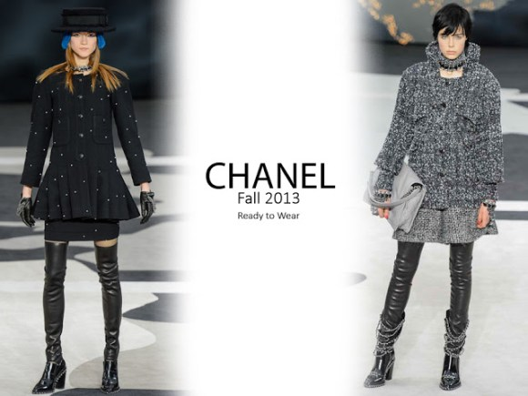 Le Meilleur Shopping For Fall Chanel Style Runway And Editorial Video Ce Mois Ci