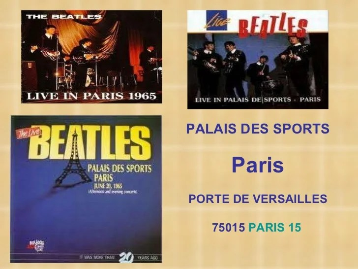 Le Meilleur The Beatles À Paris Ce Mois Ci
